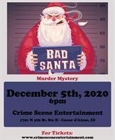 Bad Santa - An Escape Murder Mystery