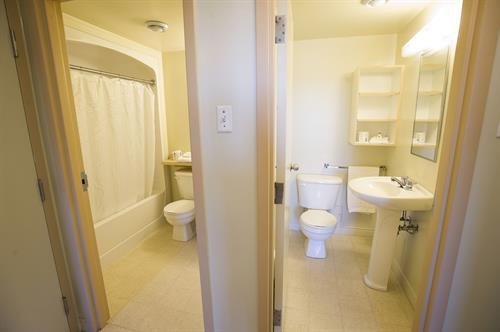Chalet Apartment - bathroom