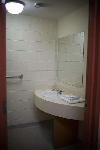 Residence Complex - half bathroom