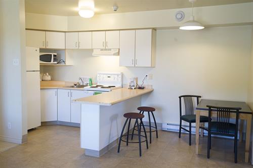 Chalet Apartment - kitchen