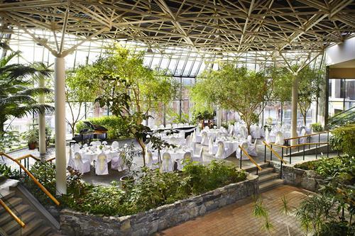 Court Garden Wedding