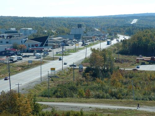 TCH through Gander