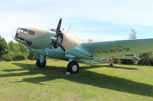 North Atlantic Aviation Museum on the TCH