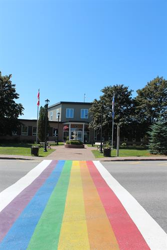 Town Hall, 100 Elizabeth Drive, Gander NL