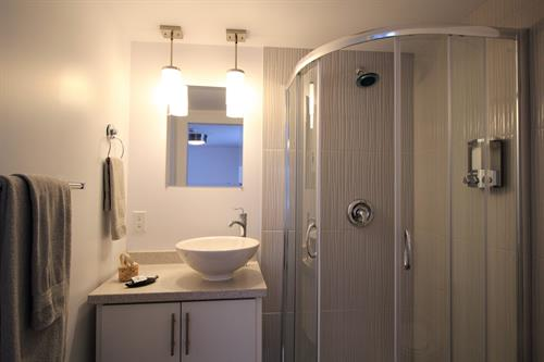 Stern - Shower Ensuite