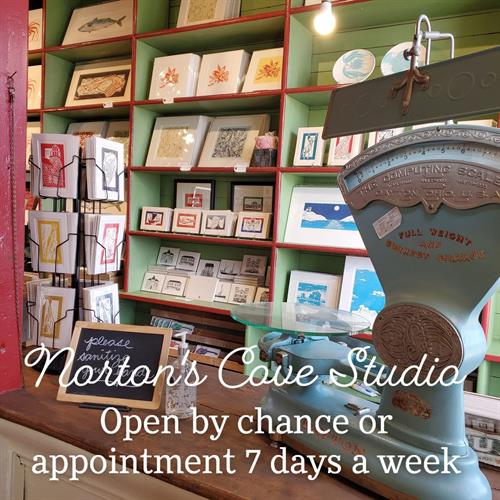 The Studio is open year round, with special hours during the summer