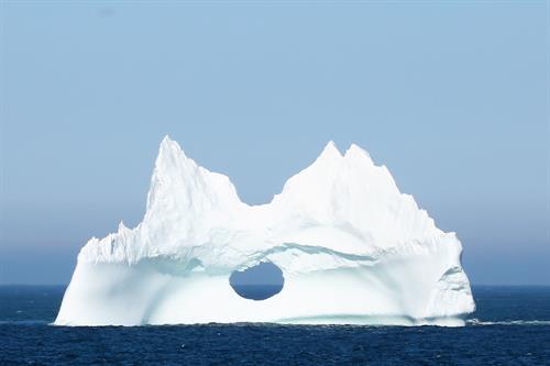 Cappahayden Iceberg