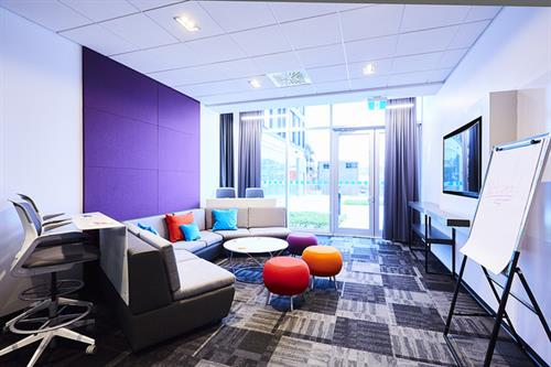 Violet Creative Lounge