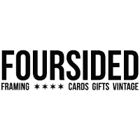 FOURSIDED Cards, Gifts + Custom Framing Gallery