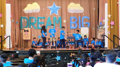 Dream Big Residency Program