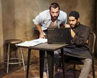 The Invisible Hand at Steep Theatre, Fall 2017