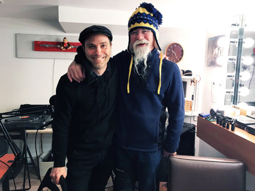 Andy Miles (Transistor Radio/Studio C) and Scott Martin (Svea, Simon's) for  for Always Andersonville Monthly: https://www.transistor-sound.com/always-andersonville-monthly