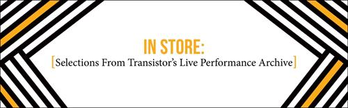Listen from https://www.transistor-sound.com/instore