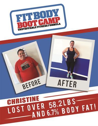 Christine P. Success Poster