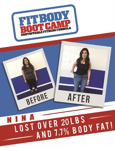 Nina Success Poster