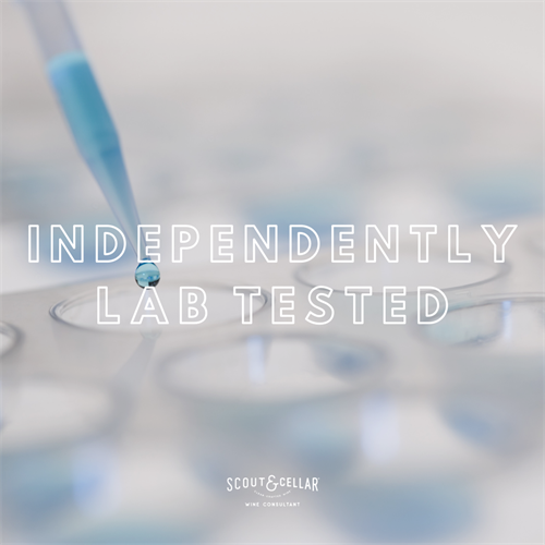 Independently lab tested.