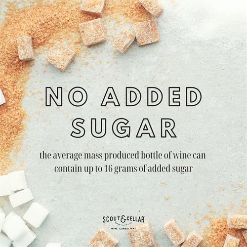 No added sugar.