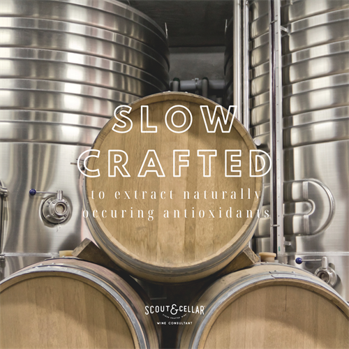 Slow crafted.