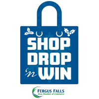 2019 Holiday Shop, Drop 'n Win