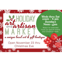 Holiday art & artisan Market