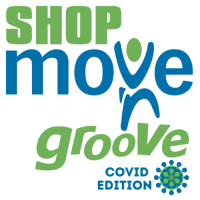 SHOP MOVE 'N GROOVE - Downtown Sidewalk Sales