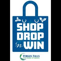 Holiday Shop, Drop, Click 'n Win
