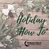 """Holiday """"How To"""" Fresh Florals"""