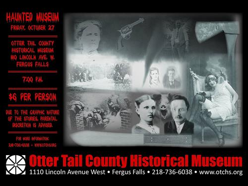 Haunted Museum Program