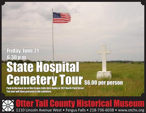 State Hospital Tours