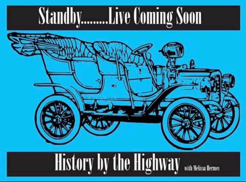 History By The Highway Facebook Live