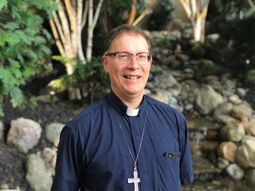 Pastor Krehl Provides Chaplaincy Support