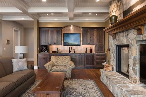 Bar Cabinetry