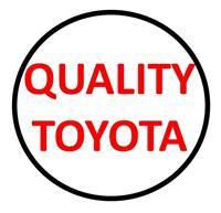 Quality Toyota