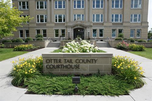 Otter Tail County Courthouse
