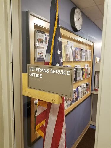 Veterans Department