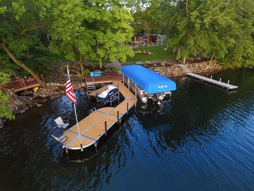 Shoremaster RS4 Curved Dock