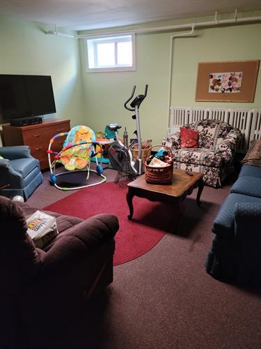 quiet area + meeting room