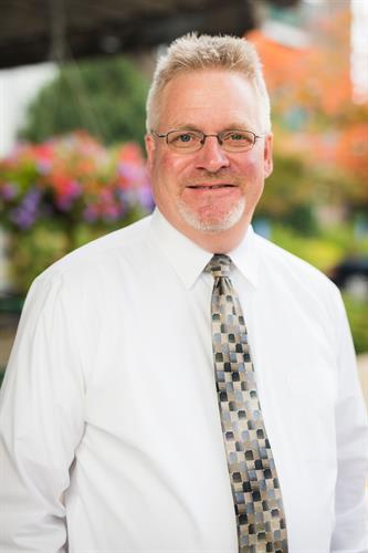 Mick Siems, Housing Director.