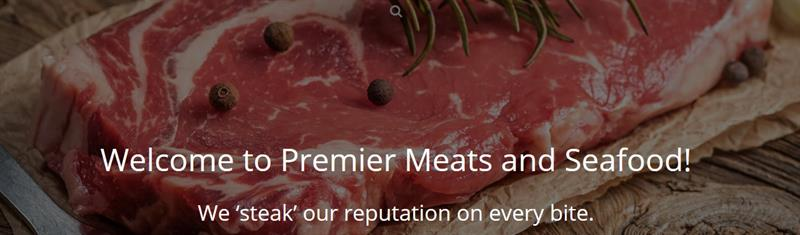Premier Meats and Seafood