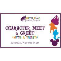 Otter Cove Children's Museum Character Meet & Greet