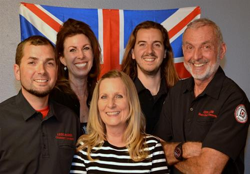 The Chimney Sweeps, Inc Family