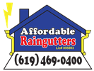 Affordable Raingutters