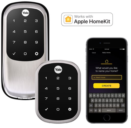 Smart Phone Integrated locks