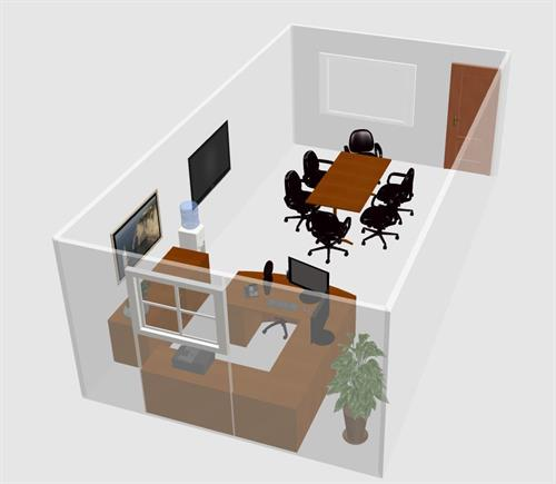 Gallery Image Mgr_Office_Option_3_-_U_desk_and_Conf_Tbl.JPG