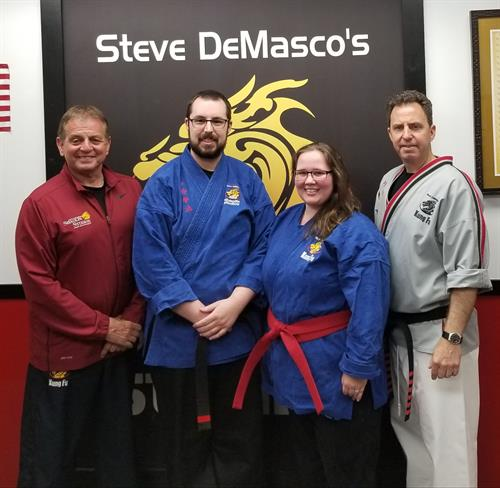 Grand Master Steve DeMasco