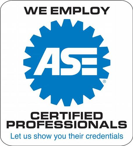Automotive Service Excellence (ASE) Business