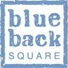 Blue Back Square
