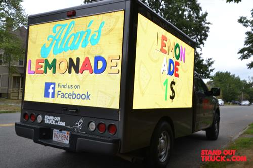 Alan's Lemonade
