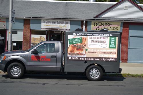 Souper Sweet Sandwich Shop