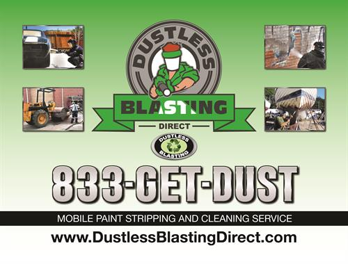 DUSTLESS BLASTING CONTACT INFO